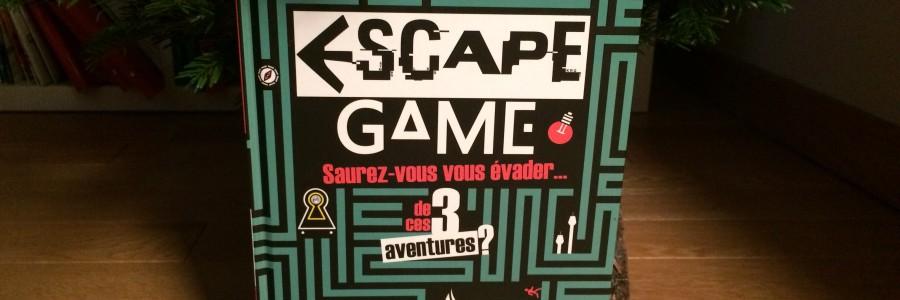 [Avis] Escape Game Paris – le livre d'évasion