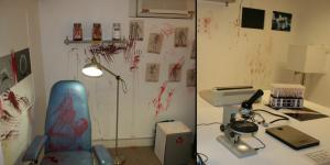 Fox in a Box - Le laboratoire zombie