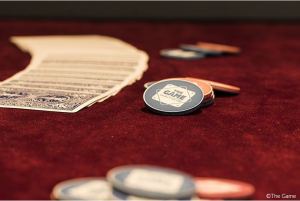 The Game - Braquage du Casino