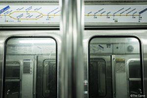 The Game - Le métro