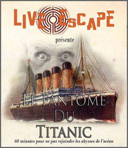 Live Escape - Le fantôme du Titanic