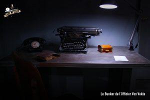 Game of Room - Le Bunker de l'Officier Von Vokte
