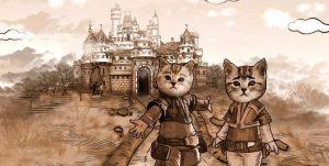Omescape - Le royaume des chats
