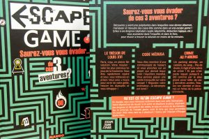 Avis Escape Game Paris Le Livre D Evasion Allo Escape