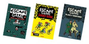 Avis Escape Game Paris Le Livre D Evasion Blake Et